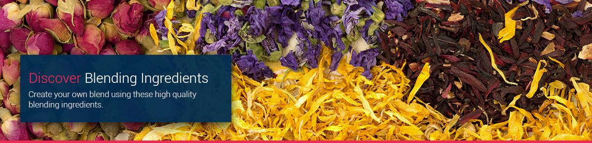 Discover Jenier Blending Ingredients