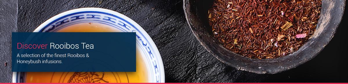 Rooibos and Honeybush Teas from Jenier World of Teas