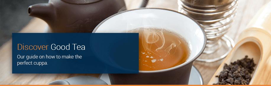 Discover Good Tea