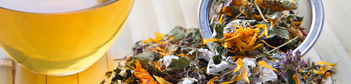 Wide Variety of Herbal Teas from Jenier World of Teas