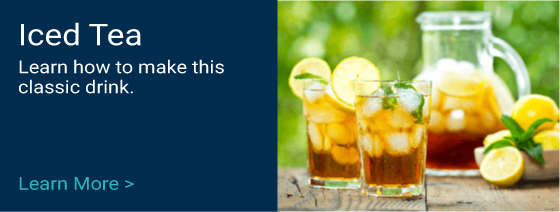 Learn how to make iced tea