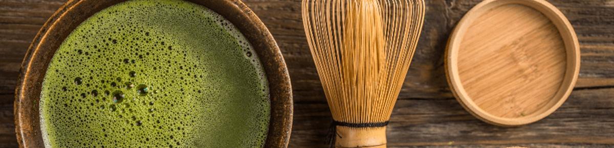 Discover Matcha Tea