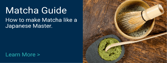 Learn how to prepare and serve Matcha